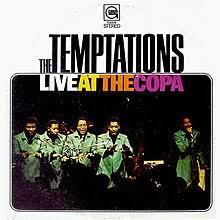 temptations christmas album live at the copa the temptations album
