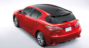 lexus cars starting price lexus ct200h facelifted hatch range retains 39 990 starting