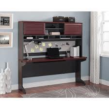 Cherry Secretary Desk With Hutch by Sauder Carson Washington Cherry Desk 412920 The Home Depot