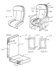 Cushion Sponge Material Patent Us20020185905 Cushions And Foam Material For Use In