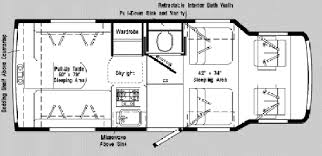 Winnebago Rialta Rv Floor Plans Bought Our Lesharo And Drove It Home U2026almost Inane World