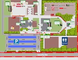 Map San Jose by Festival Map San Jose Tet Festival