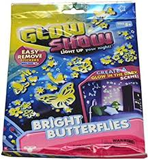 glow show glow show s1 pack bright butterflies toys