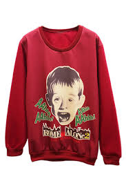 home alone sweater screaming child sweaters home alone 2