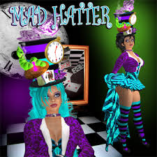 Mad Hatter Halloween Costume Marketplace Mad Hatter Inspired