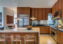 modern kitchen ideas with oak cabinets 25 midcentury modern kitchens to delight the senses