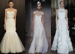 Vera Wang Wedding Dresses 2011 Bridal Trends From Fall 2011 Collections Including Vera Wang