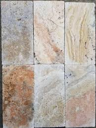 scabos travertine 24 x 24 tumbled paver tile for driveway and pool