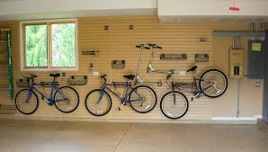 Garage Wall Organizer Grid System - slatwall garage storage system dallas fort worth garage