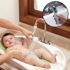 baby tub for sink rinse ace baby sink rinser faucet spray hoses amazon com