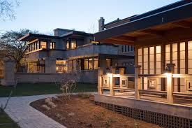 praire style have a prairie style happy hour at these frank lloyd wright houses