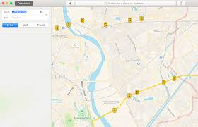 Map Driving Directions Want To Use Apple Maps In India No Is The Answer