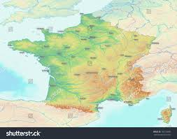 Calais France Map by Map Of France Cities France Map With Cities And Towns Large