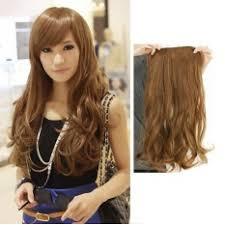 hair clip murah buy hair extensions wig pad online lazada