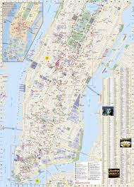 New York Borough Map by New York City National Geographic Destination City Map National