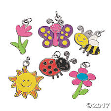 enamel charms trading discontinued