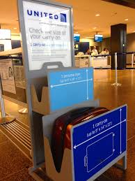 check in bag united 100 united airlines baggage fees domestic 100 united airlines