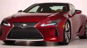 toyota lexus sports car marion toyota lexus lc 500 makes its debut at the 2016 north