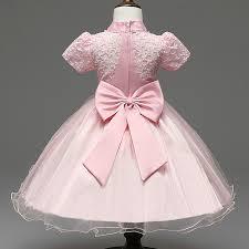 wedding evening dress kids gown design designer girl wear party wedding evening dress