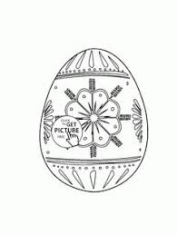 butterfly and easter eggs coloring page for kids coloring pages