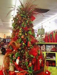 Decorate Christmas Tree Red by Red White And Green Christmas Tree Substitute The White With
