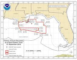 Map Of Gulf Of Mexico Noaa Noaa Reopens Nearly 8 000 Square Miles In The Gulf Of