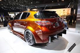 lexus ct200h rear fox marketing lexus ct 200h supercharged is one badass hybrid