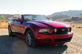 mustang v8 0 60 2014 ford mustang gt convertible test motor trend