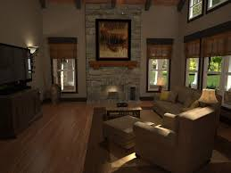 great room house plans pleasant cove 4838 3 bedrooms and 3 5 baths the house designers
