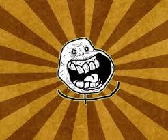 Never Alone Meme - meme feliz contento never alone caritas graciosas dientes grande