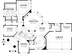 corner lot floor plans for the corner lot 69232am architectural designs