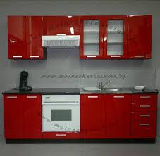cuisine noir et rouge cuisine noir et grise 11 cuisine pas cher rouge evtod