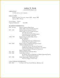resume objective for retail job doc 10651373 investment banker resume template a sample investment banking resume objective investment banker resume template