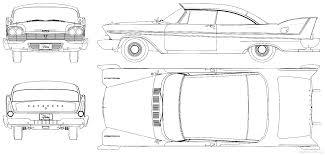 plymouth car 3ds max u0026 keyshot on behance