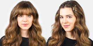 style bangs 5 hairstyles keep your bangs out your face