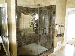 Lowes Bathroom Shower Kits by Bathroom With Shower Stall Insert Pleasant Home Design