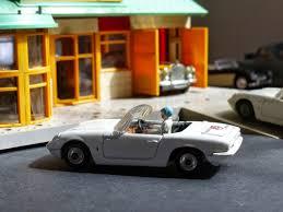 volkswagen sports car in avengers i love corgi toys lotus elan s2