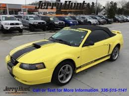 used ford mustang for sale in kernersville nc 108 used mustang