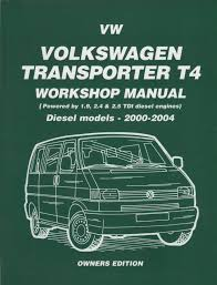 ford focus 2000 repair manual volkswagen vw transporter t4 diesel 2000 2004 service repair