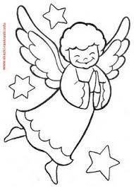 christmas coloring book printables angel embroidery