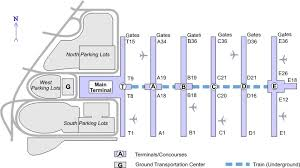 Atlanta Airport Floor Plan Not So Lost In The Atl Urban Gorilla