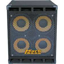 8 ohm bass speaker cabinet markbass standard 104hf front ported neo 4x10 bass speaker cabinet 8