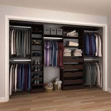 corner closet organizer home depot wood organizers storage