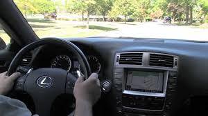 lexus isf test youtube lexus is f d u0026m motorsports video test drive and walk around