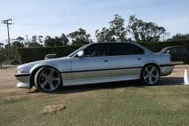 modified bmw e38 7 series 2 madwhips