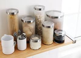 what to put in kitchen canisters 10 pretty and useful canisters for your home apartment therapy