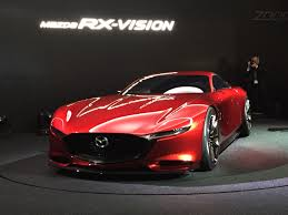 mazda auto cars mazda promises evolution of rx vision concept for 2017 tokyo motor