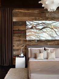 Rustic Themed Bedroom - rustic modern decor zamp co