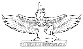 egyptian mythology coloring pages coloring pages