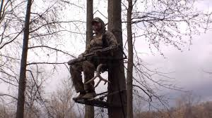 Stand Up Hunting Blinds Ghostblind 5 Invisible Hunting Blind Compared To Tree Stands